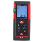 "UNI-T UT393+ 1.81"" LCD Laser Rangefinder / Distance Measuring Meter - Red + Grey (Without Battery)"