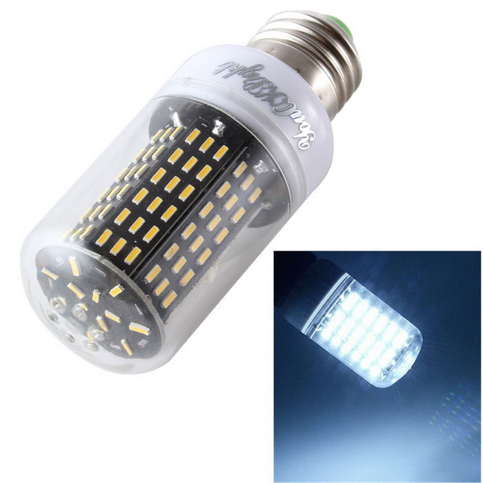 YouOKLight E27 15W 138-SMD 6500K Cold White Light LED Corn Bulb Lamp
