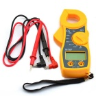 Jtron Digital Clamp-on Multimeter - Orange