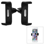 Universal Car Air Vent Mount Holder for Cellp[hone / Tablet PC - Black