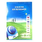 3-IN-1 Vehicle Air Refreshener Ionizer and Ozone Generator (Silver)
