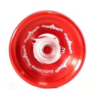 Magic Yoyo K3 Professional Aluminum Alloy Yoyo - Red