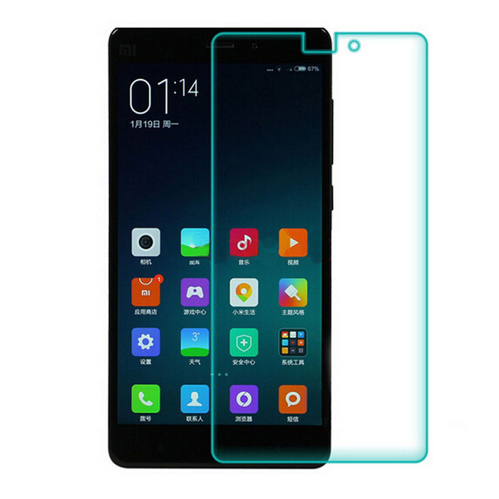 ASLING 0.26mm Tempered Glass Screen for Xiaomi Note - Transparent