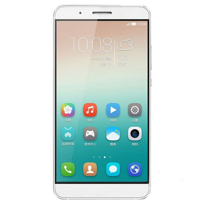 HUAWEI Honor 7i EMUI 3.1 4G Phone w/ 3GB RAM, 32GB ROM - White