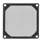 Akasa Aluminum Fine Mesh Dust-Proof Fan Filter - Black (8cm)