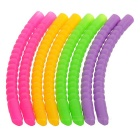 Detachable Exercise Hoola Hoop Massager for Children - Multicolored