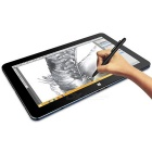 Cube Wireless Writing / Painting Touch Pen for I7 Tablet - Black