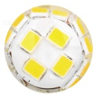RA>80 G9 5W 380lm 3000K 64-SMD 2835 LED Warm White Light Lamp