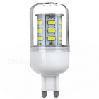 G9 5W IC Constant-current Drive LED Corn Lamp Cold White 24-SMD (5PCS)
