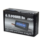 130A High Precision Power Meter - Black