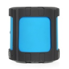 X3 Waterproof Bluetooth Wireless Mini FM Speaker w/ Mic - Blue