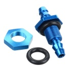 DIY Air Valve Adapter for R/C Fixed-Wing Airplane - Blue