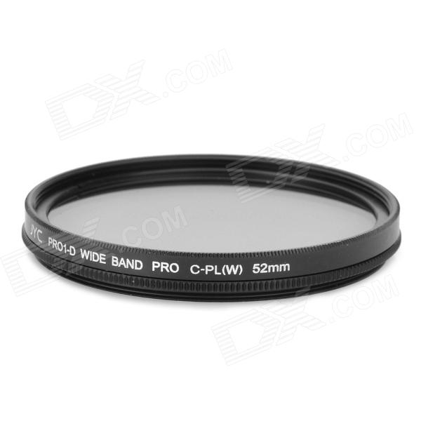 PRO1 DMC-D Ultra-Thin Multi-Coated Câmara CPL Filtro - Preto (52mm)