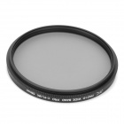 PRO1 DMC-D Ultra-Thin Multi-Coated Câmara CPL Filtro - Preto (58mm)