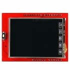 "2.4"" TFT LCD Touch Screen Board Expansion Shield with Library Available for Arduino"