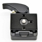 Quick Release Clamp with 200pl-14 Plate for Manfrotto 323