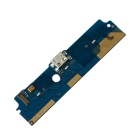 Replacement Cell Phone Internal Tail Plug Charging Flex Cable for Xiaomi Redmi Note 4G - Blue