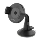 RUITAI Rotatable X3 Car Windshield Mount Phone Holder for GPS / IPhone 6 / 6 Plus / HTC+More - Black