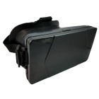 "Universal Virtual Reality 3D Video Glasses w/ Adjustable Headband for 4~7"" Smartphones - Black"