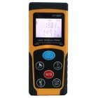 CPTCAM CP-80P Portable Handheld 80m Laser Rangefinder / Distance Measuring Meter - Orange + Black