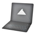 "64-Key bluetooth V3.0 teclado w / caso para 9.7"" tablet PC - preto"