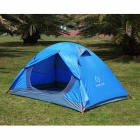 HALIN Outdoor Waterproof Foldable 2-Season Camping Tent for 2 Person - Blue