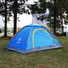 HARLEM Outdoor  Waterproof Foldable 2-Season Camping Tent for 2 Person - Blue