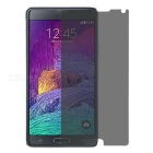 FineSource Privacy Anti-Spy 9H Tempered Glass Screen Protector for Samsung Galaxy Note 4 - Black
