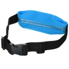 Sports Adjustable Nylon Waist Band for IPHONE 6 / 6S - Blue + Black
