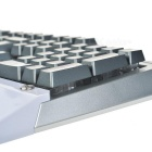 Motospeed K800 USB 2.0 Wired 104-Key Backlit Gaming Keyboard - White