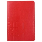 "Protective PU Leather + PC w/ Stand for Samsung Galaxy Tab A 9.7"" / T550 - Red"