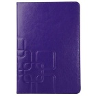"Protective PU Leather + PC w/ Stand for Samsung Galaxy Tab A 9.7"" / T550 - Purple"