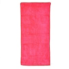 Leaftour Thickened Superfine Fiber Quick-Dry Travelling Towel - Dark Pink