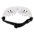 Portable Eye Mask Care Health Relieve Fatigue Eye Massager - White