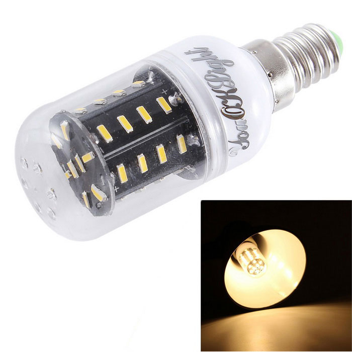 YouOKLight E14 5W LED Corn Bulb Lamp Warm White Light 36-SMD 500lm