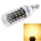 YouOKLight E14 7W 3000K LED Corn Lamp Bulb Warm White Light 56-SMD
