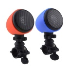 MA-861 Outdoor Bluetooth V3.0 Rechargeable Handle Bar Speaker w/ Mic / Hands-free - Red + Black
