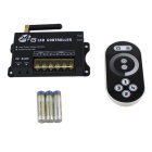 RF203 Touch RF Controller LED Remote Single Color Controller - Black