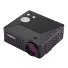 UHAPPY U18 HD Home Theater LED Mini Projector w/ SD / HDMI / VGA / AV / USB - Black