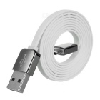 Micro USB to USB 2.0 Charging Cable w/ Perfume Flavor - White (102cm)