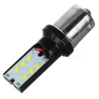 1156 2.2W 12-LED Car Daytime Running Light White 6189K 169lm (12V)