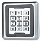 Stainless Steel Integration Access Control - Silver