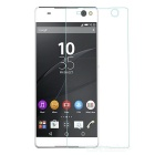 9H Anti-Explosion Clear Tempered Glass Screen Guard Protector for Sony C5 - Transparent