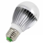 E27 5W 400lm 10-SMD LED Bulb Low-Voltage Solar Applicable (12V)