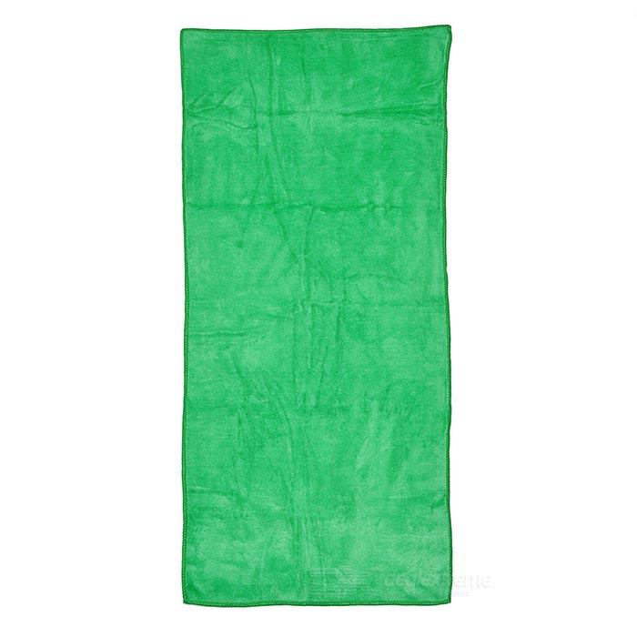 Leaftour Thickened Superfine Fiber Quick-Dry Travelling Towel - Green