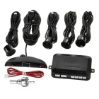"0.8"" Car Reversing / Parking LED Radar Distance Dectection Sensors System w/ Beep Buzzer Alarm"