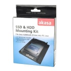 Akasa Universal SSD & HDD Mounting Kit - Black