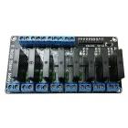 8-Channel 5V SSR Solid-State Relay Low Level Trigger Module