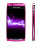 "Sony Xperia LT18i Single Core Android 2.3 Smartphone w / 4,2 ""Bildschirm, 8.0MP, 1GB ROM - Dark Pink"