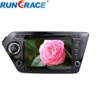 "Rungrace RL-462WGIR02 8"" 2 Din In-Dash Win CE 6.0 Car DVD Player w/ BT, GPS, RDS, ISDB-T for Kia K2"
